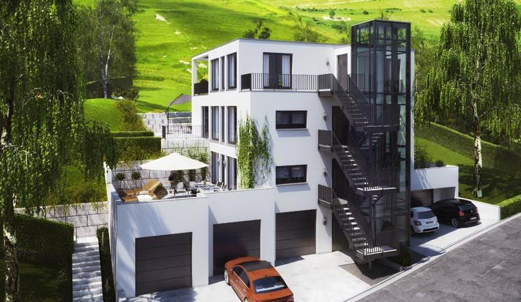 Drei Wohnungen In Randersacker Rückert Bau Gmbh Humprechtshausen